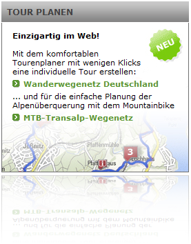 Tourplaner von outdooractive.com