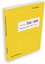 Buchcover little boxes